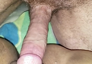 Hubby fucks and finger bangs wife until she cums