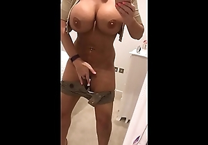 34JJ blonde milf cant stop effectuation with her pussy - Milfintros.com