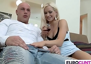 Sexy Euro Babes Stacy Silver And Sandra