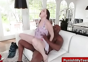 This Is Your Fault with Nickey Huntsman porn clip-02 from Submissived
