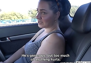 Czech Wife Vacillate turn into - Last Sex before Meeting