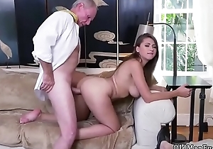 Homemade amateur fuckfest Ivy impresses with her yam-sized bra-stuffers