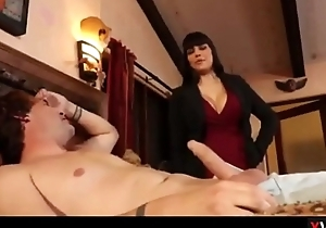 Hot sex with stepmom hot milf