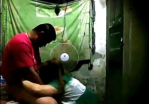Chinese Straight Bear Daddy And Chubby Girl (2)