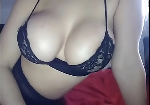 Amazing big tits blonde chat girl