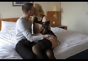 hubby lets a 18yo boy fuck his wife - DaGFs.net