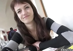 Public Pickup Girl Fucked Wide of Horny Tourist For Cash 17