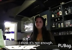 Public agent experiments with sex