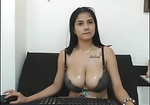 Stunning chat girl roughly nice tits