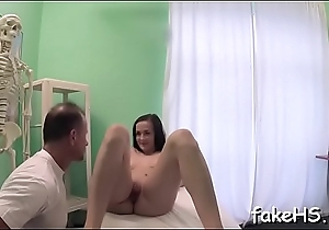 Wicked doctor when one pleases to fuck around
