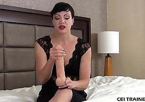 Are you going to be a enjoyable old egg and eat your cum CEI