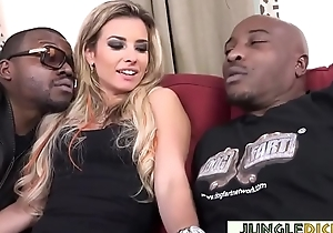 One BBC Is Not Enough For Alana Luv
