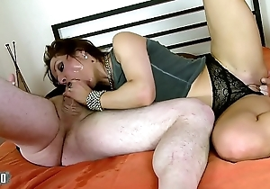 Heloise Dacosta Fist fucking and anal explosion