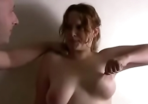 beaten girl tits